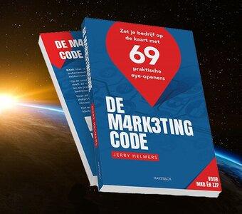 Vergeet de 4 P's: de nieuwe standaard is De MarketingCode