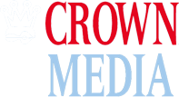Crown Media logo vertical