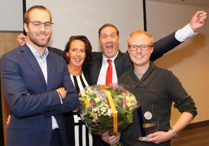 Robert van Eekhout is slimste ondernemer van Nederland